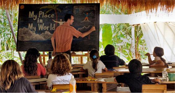 Foto: Green School.