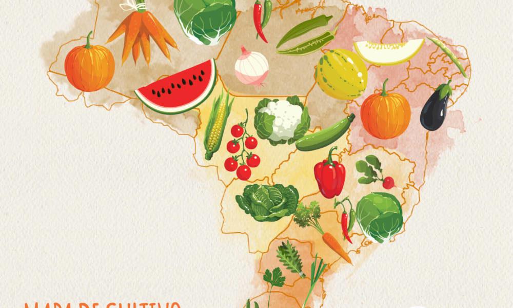 Mapa de cultivo - ISLA - Verão - Brasil